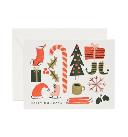 Holiday Favorite Things - Wynwood Letterpress