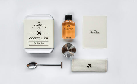 Carry On Cocktail Kit - Wynwood Letterpress  - 1