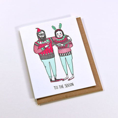 Tis the Season, Ugly Sweater Party Boxed Set - Wynwood Letterpress