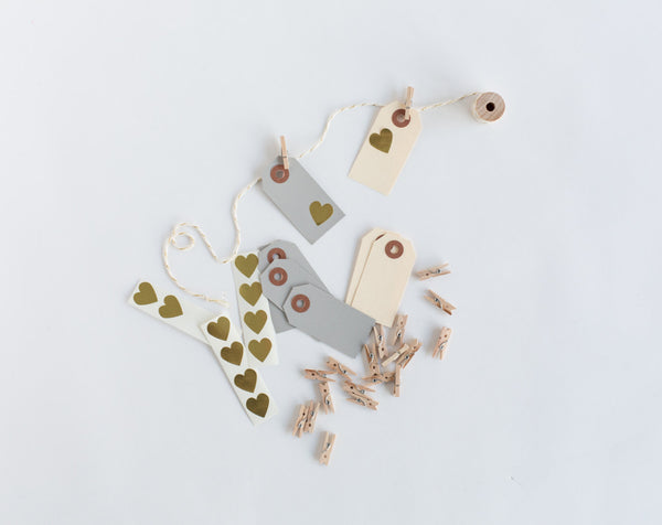 Neutral Garland Kit - Wynwood Letterpress  - 1