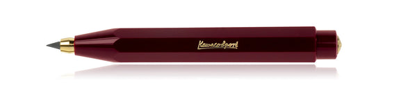 Sport Mechanical Pencil - Bordeaux - Wynwood Letterpress