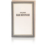 Bar Mitzvah Stripes Card - Wynwood Letterpress  - 1