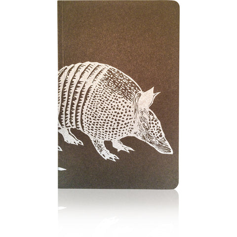 Armadillo Notebook - Wynwood Letterpress