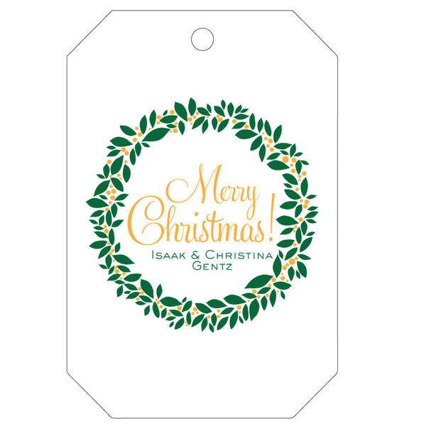 Personalized Letterpress Gift Tags - T67 - Wynwood Letterpress  - 1