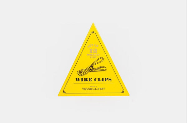 Wire Clips - Wynwood Letterpress  - 1