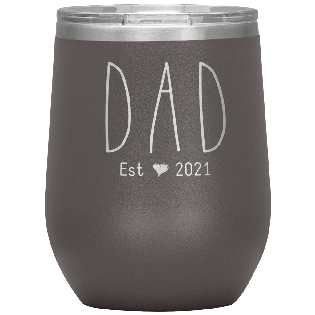 New Dad Gifts Ideas -  First Time Dad Est. 2021