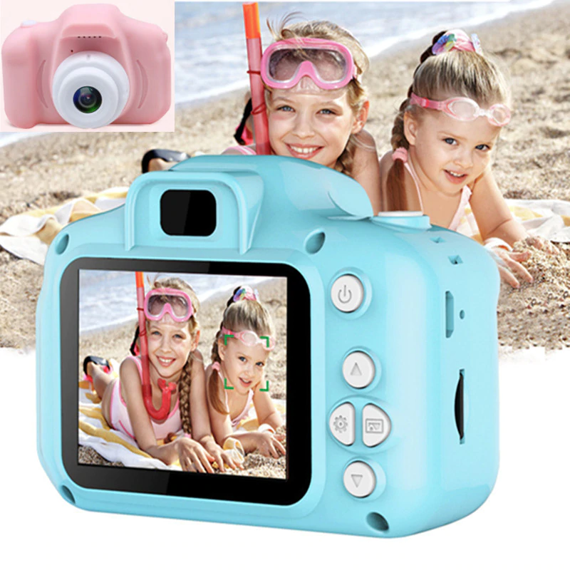 Pickom-Digital Video Camera For Kids - TheKiddiCo