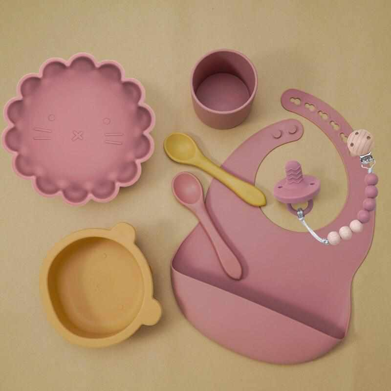 Baby Feeding Kit Gift Set