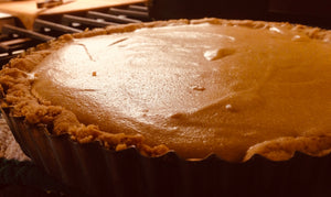 Homemade Pumpkin Pie (For pick-up in Hurleyville only) ORDER DUE 11/20