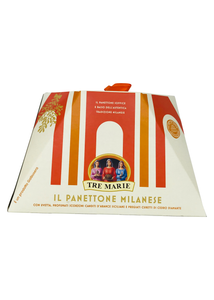 Panettone Milanese // Tre Marie