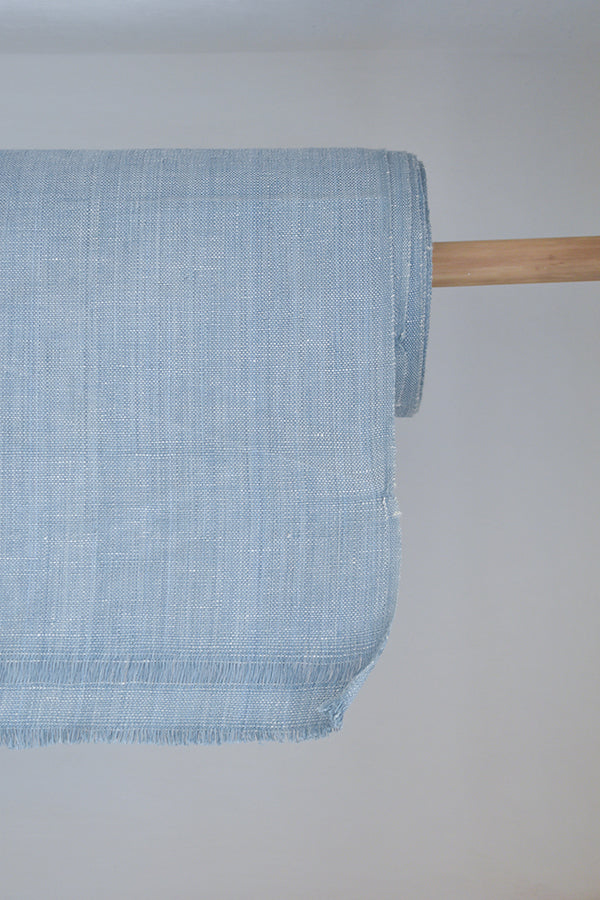 Cotton-Linen Chambray (in Shade 3)