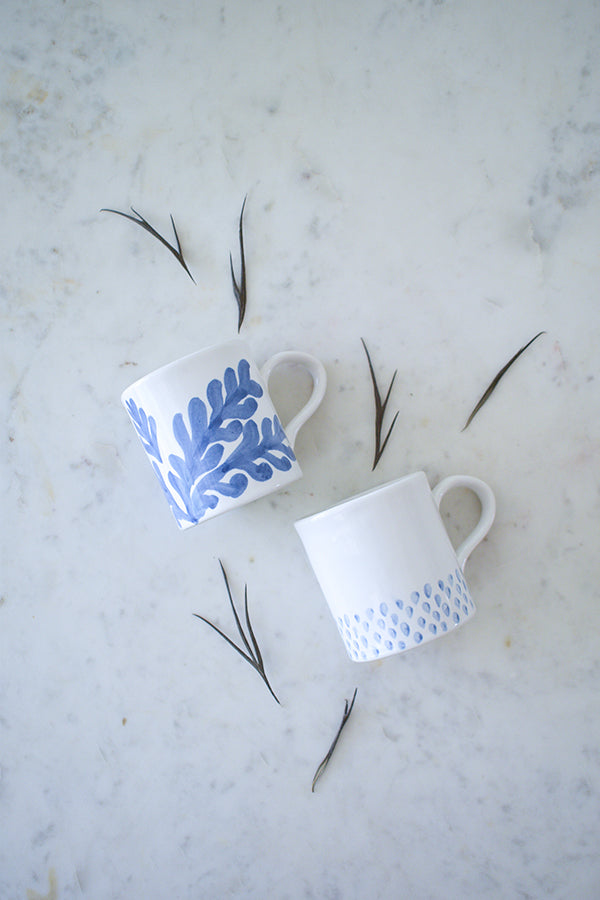 Essence & Tinctoria Mugs