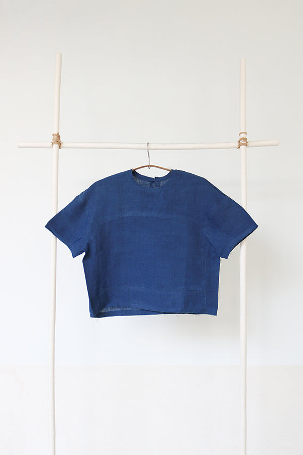 Multi Stitch T-shirt in Shade 4