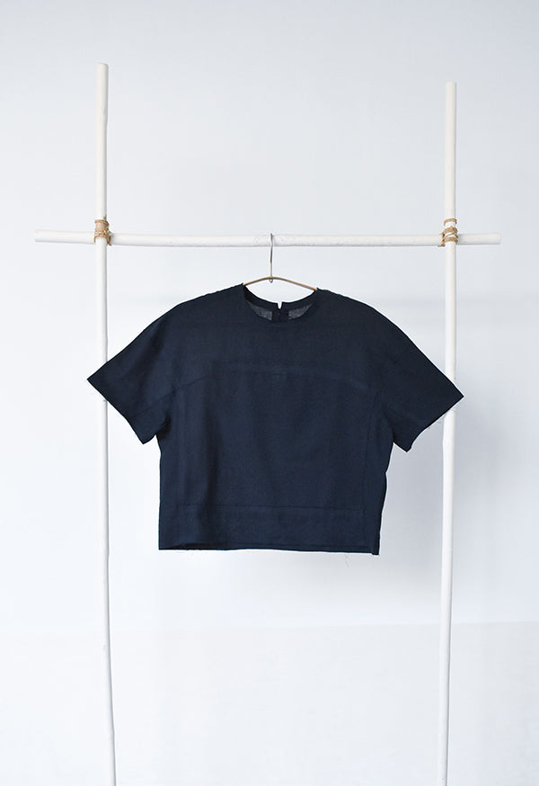 Multi Stitch T-shirt In Shade 8
