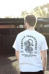 Fiercely Independent Tee