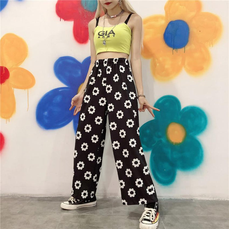 Flower Power Pants