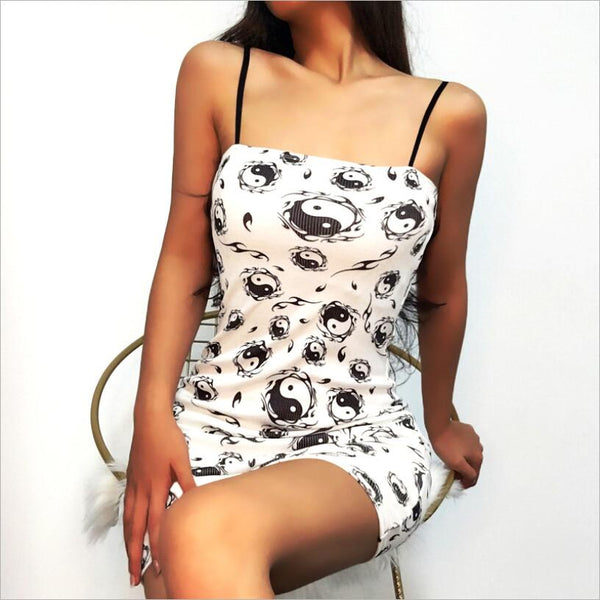 YIN YANG DRESS
