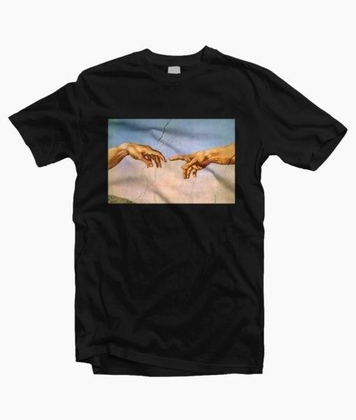 The Creation Of Adam Tee