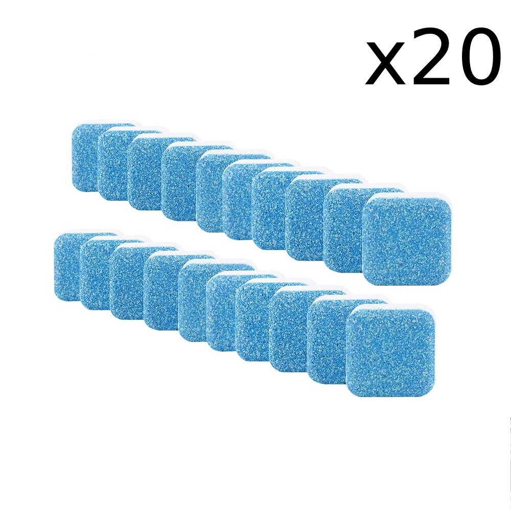 Antibacterial Washing Machine Tablets x20