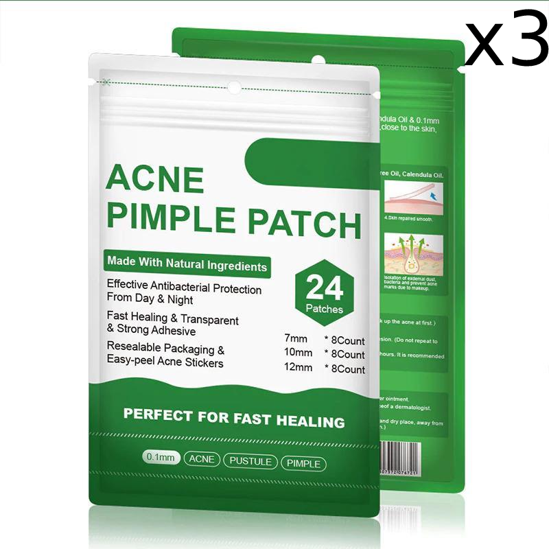 Acne Pimple Patches x3