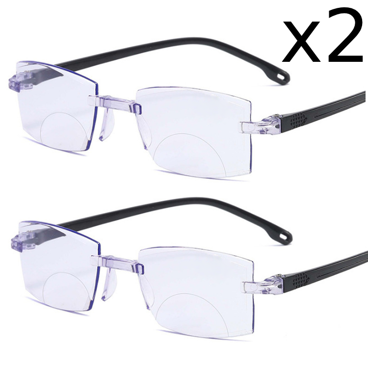 Anti-Radiation Reading Glasses x2