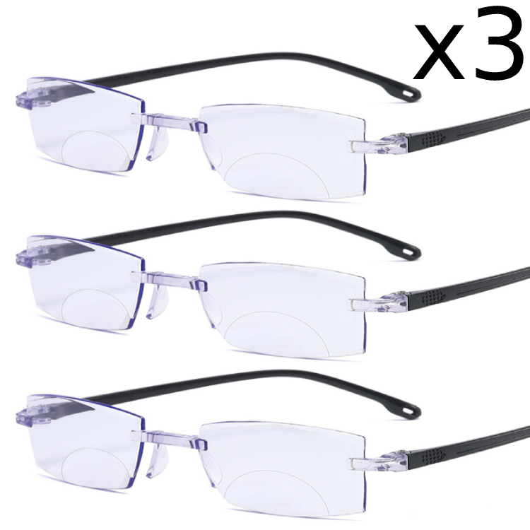 Anti-Radiation Reading Glasses x3