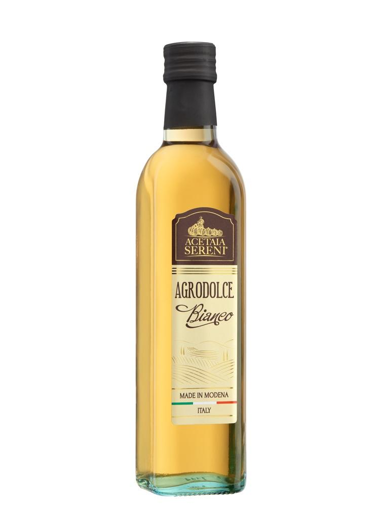 Agrodolce Balsamico Bianco 500ml