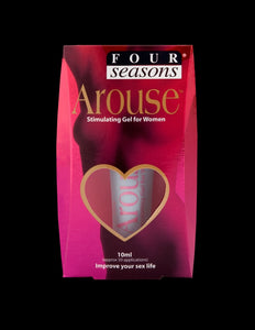 Four Seasons Arouse Stimulating Gel 10ml