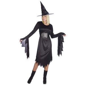 Costume: Witch. (one Size Fits To 14)