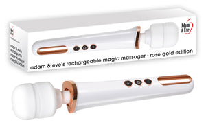 Rechargeable Magic Massager - Rose Gold