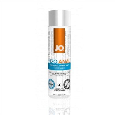 Jo H2o Anal Original 4oz 120ml