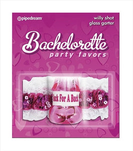 Willy Shot Glass Garter