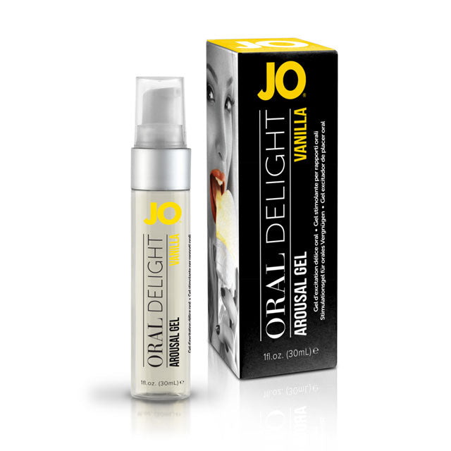Jo Oral Delight Vanilla Thrill 1oz/30ml