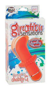 Gyration Sensations Gyrating Chubby G Orange