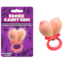 Load image into Gallery viewer, Boobie Candy Ring