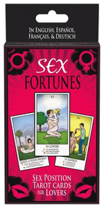 Sex Fortunes Card Deck