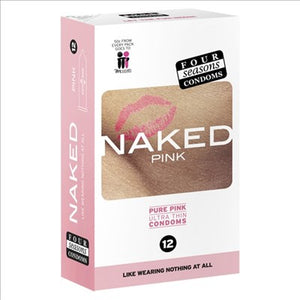 Four Seasons 12 Naked Pure Pink