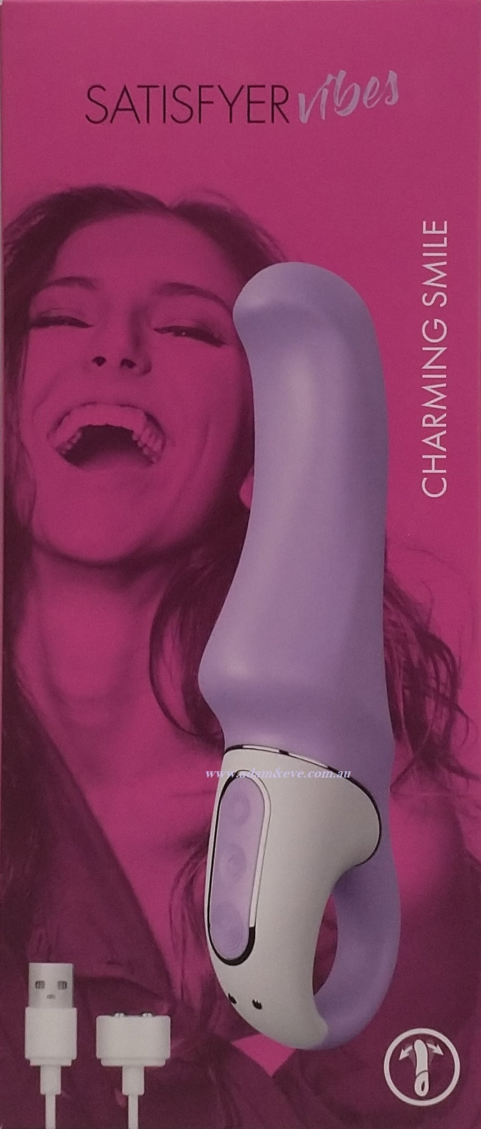Satisfyer Vibes - Charming Smile