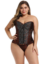 Load image into Gallery viewer, Retro Corset (18) 3xl