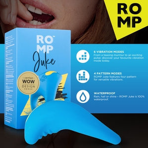 Romp Juke Vibrating Cock Ring