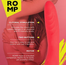 Load image into Gallery viewer, Romp Hype G-spot Vibrator