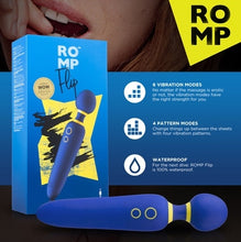 Load image into Gallery viewer, Romp Flip Cordless Massager Wand