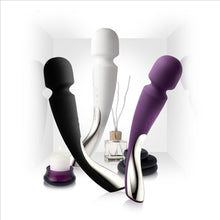 Load image into Gallery viewer, Lelo Smart Wand Large Plum