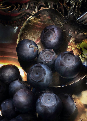Load image into Gallery viewer, Blueberry Study