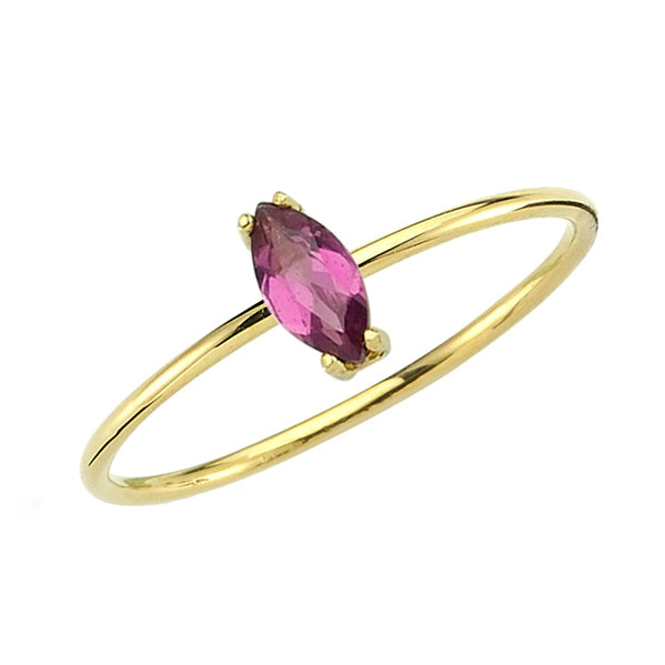 Fierce Rhodolite Ring