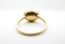 Load image into Gallery viewer, Jane Austen Replica Turquoise Gold Ring