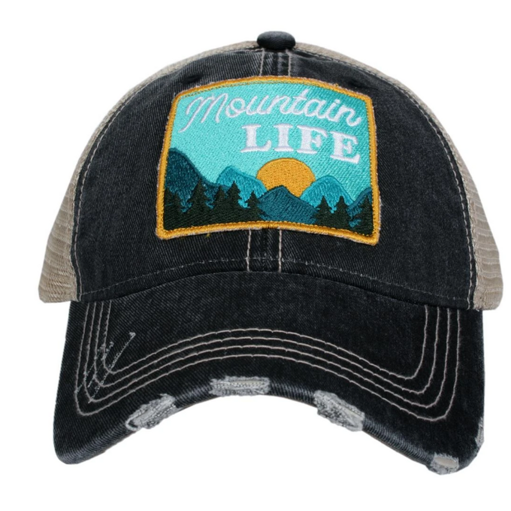 Mountain Life Hat