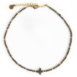 Lenny and Eva - Faith / Fear Choker