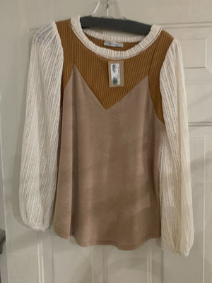 Sale! Tan Top