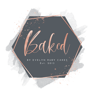 Baked By Evelyn Ruby Cakes